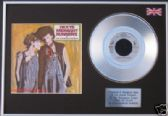 DEXYS MIDNIGHT RUNNERS-PlatinumDisc+coverCOME ON EILEEN